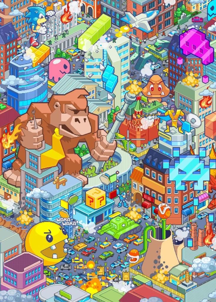 Video Juegos - Magazine cover