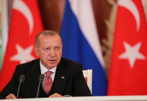 Erdogan says to keep up election challenge but Turkey must move on