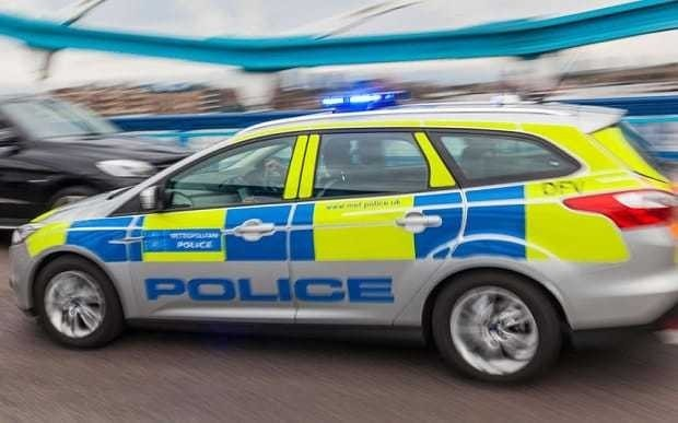 Corrupt policeman offered 'blue light' taxi service