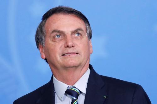 Brazil's Bolsonaro takes softer tone on Argentine president