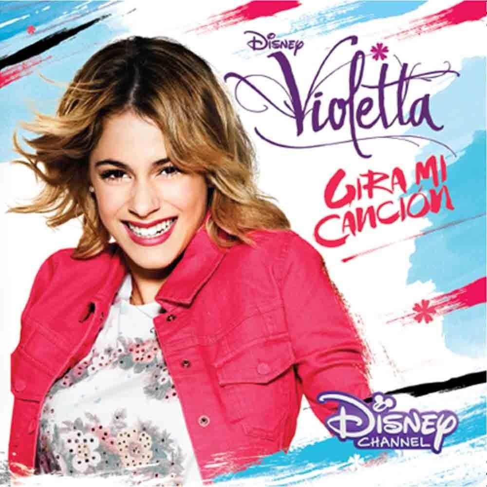 Cd Violetta - Gira mi cancion