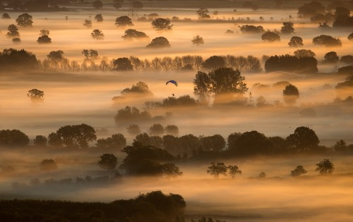 Celebrating the Autumn Equinox in England: Pictures