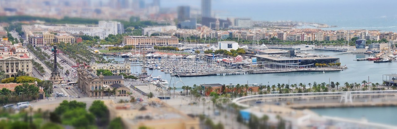 Barcelona puerto