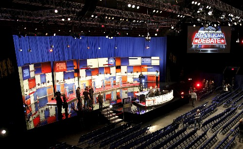 5 Topics for Republican Debate No. 6