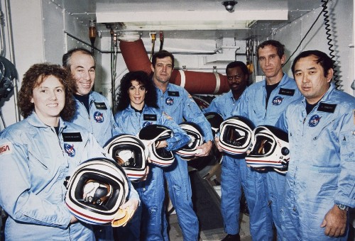 30th Anniversary of the Challenger Explosion: Pictures