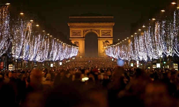 Paris plans New Year's Eve spectacle to rival Sydney and New York
