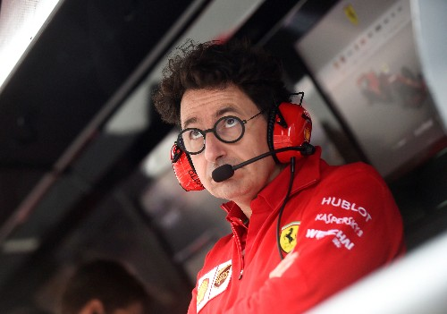 Motor racing: Ferrari boss Binotto defends Singapore strategy call