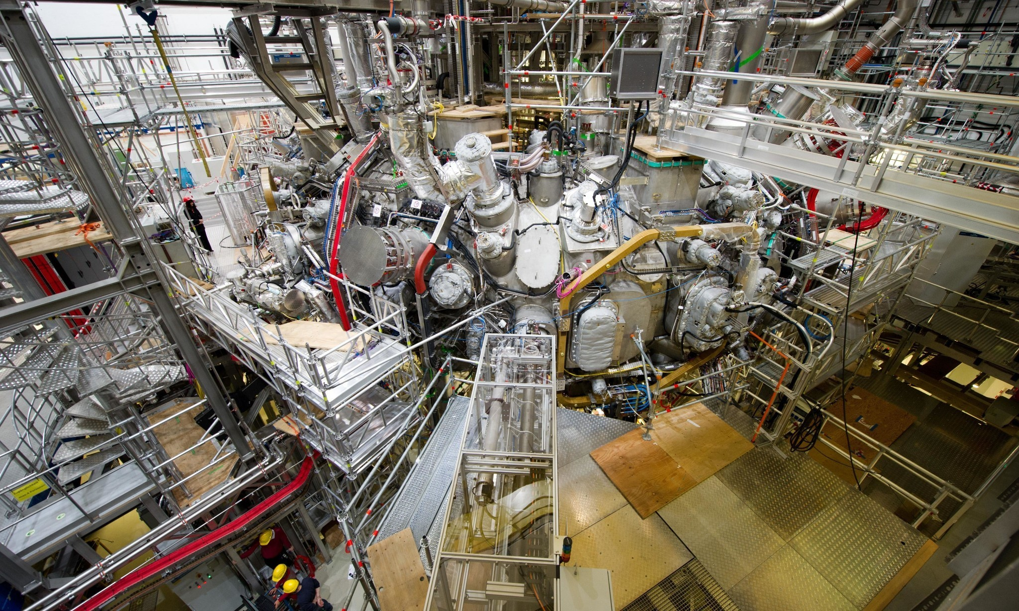 German scientists to conduct nuclear fusion experiment