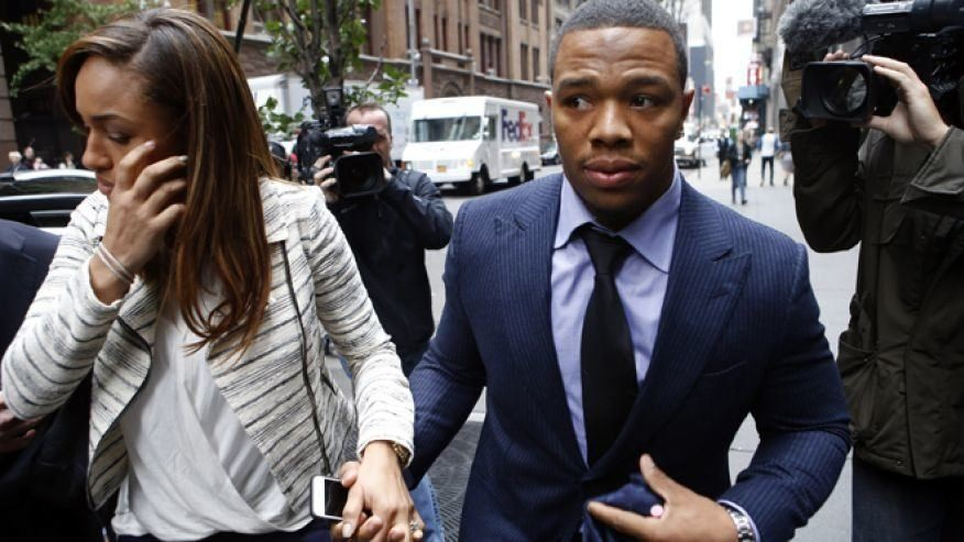 Ray Rice, Ravens reach settlement, report says