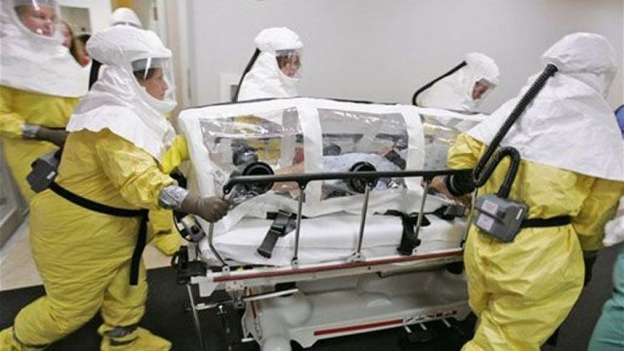 4th Ebola patient to be flown to US for care