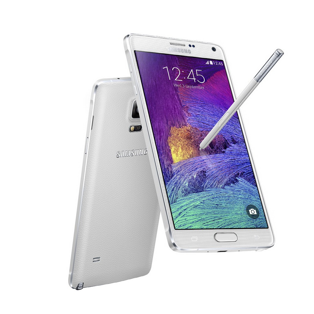 This the new Samsung Galaxy Note 4 that came out 2014