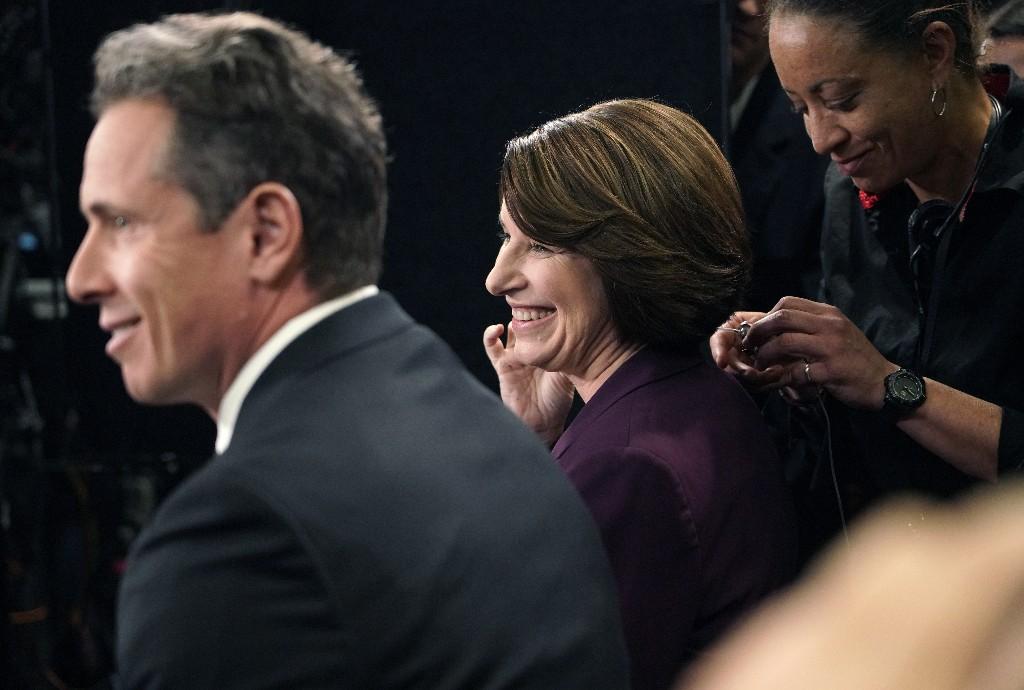 After fiery debate, Democratic U.S. presidential hopefuls return to campaign trail