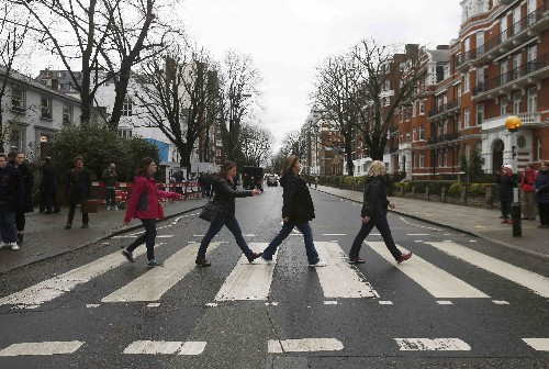 'Fifth Beatle' George Martin dies aged 90