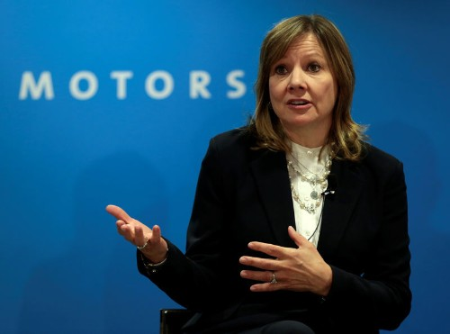 GM CEO will not appear before Canada legislators on plant closure