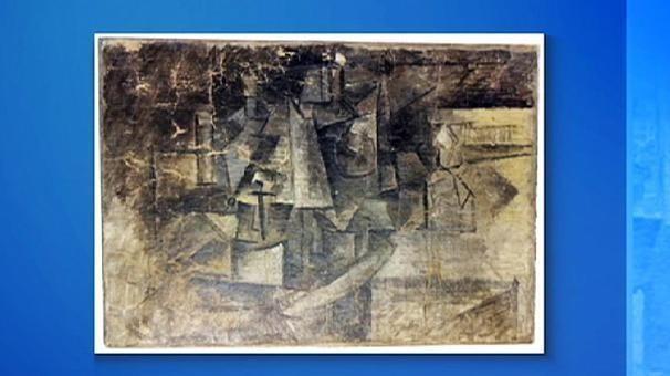 Stolen Picasso worth millions found in New York