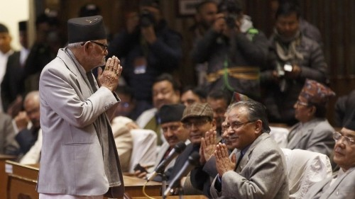 Nepal's constitutional jeopardy