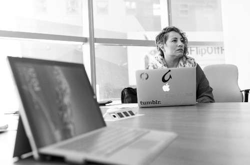 In 2017, only 17% of startups have a female founder
