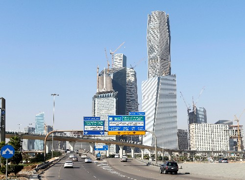 Saudi Arabia invests $23 billion to improve living in Riyadh