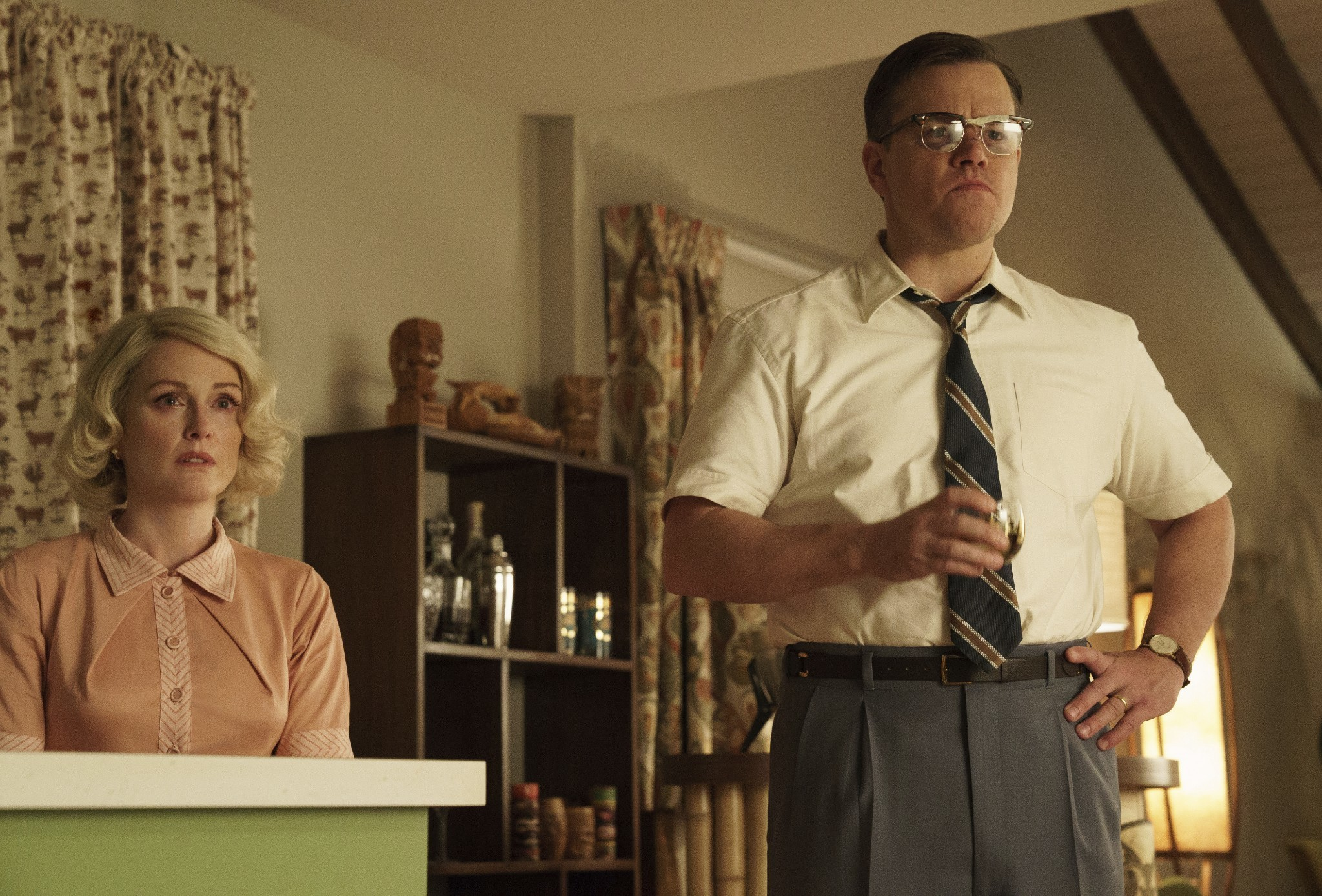 Clooney's 'Suburbicon' tanks, 'Saw' sequel no. 1 with $16.3M