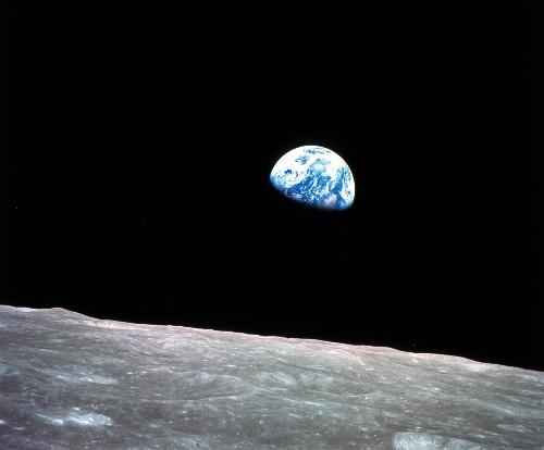 NASA's 1st flight to moon, Apollo 8, marks 50th anniversary