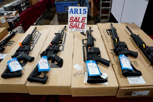 Washington state seeks to ban sale of 'assault weapons,' high capacity magazines