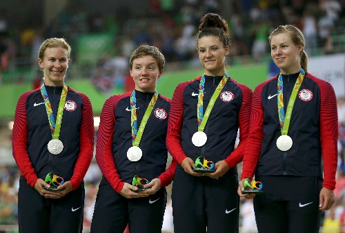 Cycling-U.S. Olympic medalist Kelly Catlin dies at age 23