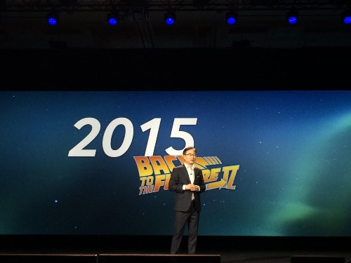Samsung CES 2015 Keynote: Live From Las Vegas