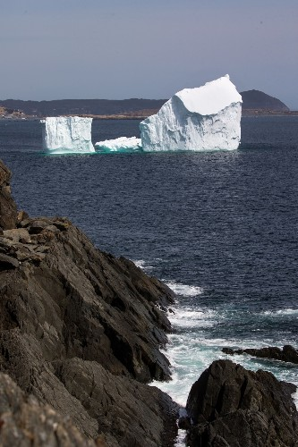 Incredible Pictures of Icebergs Off Newfoundland
