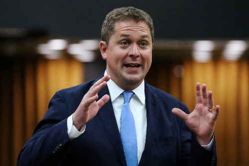 Canada's Conservative leader unveils climate plan without carbon pricing