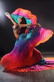 ☆A Moda atinge até a dança. ☆