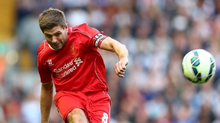 Steven Gerrard set for MLS as Liverpool confirm he'll move to the United States