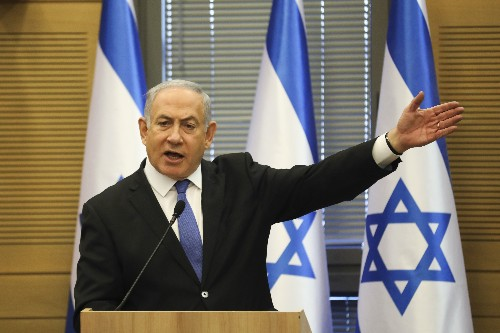 Israel heads toward unprecedented 3rd election within a year
