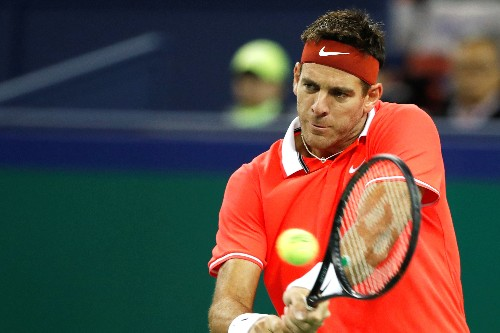 Tennis: Del Potro knocked out in Delray Beach quarters, pulls out of Acapulco