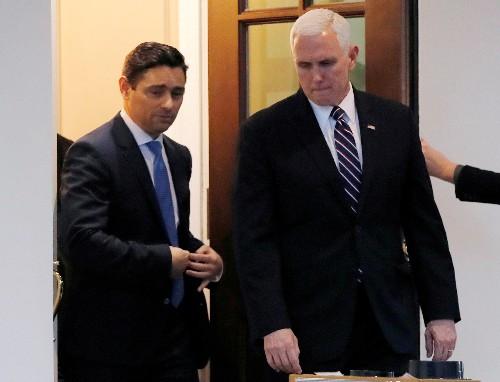 Venezuela opposition takes control of diplomatic properties in U.S.