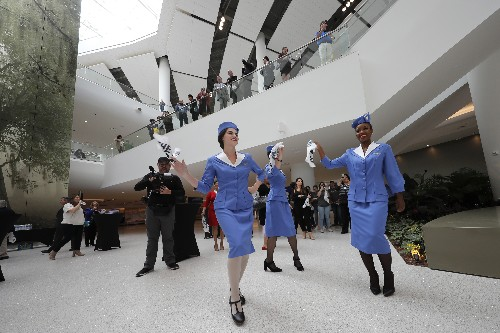 New Orleans debuts new $1.3B airport terminal with amenities