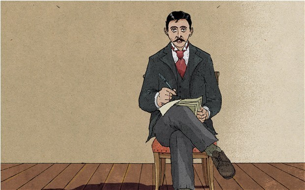 Who's afraid of Marcel Proust?