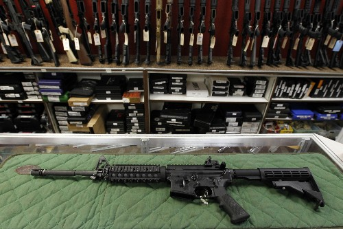 AP-NORC Poll: Majority of Americans favor stricter gun laws