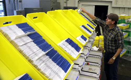 Report: Millennial voter registration in Oregon soars