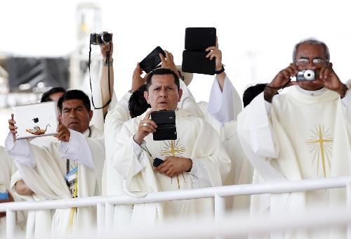 Pope Francis Celebrates Mass in Ecuador