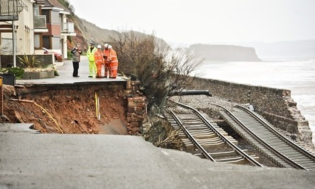 Should coastal Britain surrender to the tides?