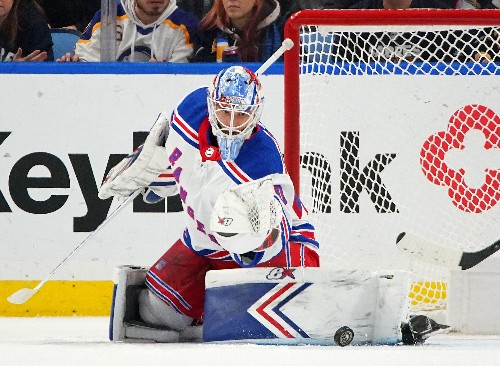 Georgiev, Namestnikov lead Rangers past Sabres