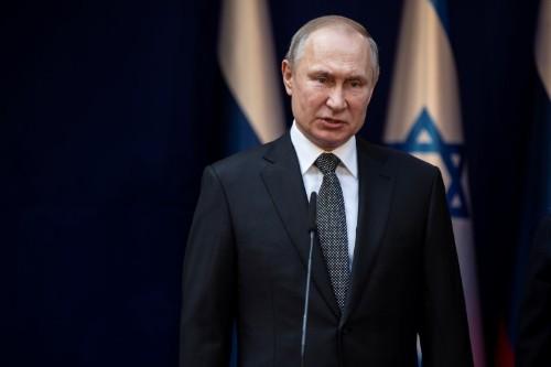"Putin: ""Everything will be okay"" for U.S.-Israeli woman jailed in Russia"