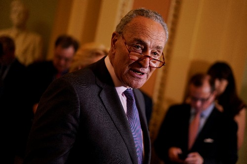 Schumer asks government to probe rail tech from China