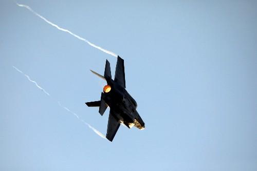 Lockheed Martin says F-35 cost cuts a year ahead of plan