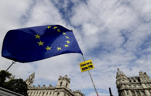 British opposition parties unite to stop no-deal Brexit