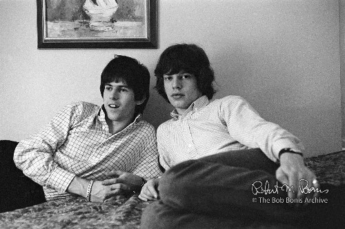 Rare, unusual Beatles and Rolling Stones photos surface via eBay sale - Los Angeles Times