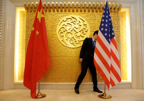 China's hacking against U.S. on the rise: U.S. intelligence official