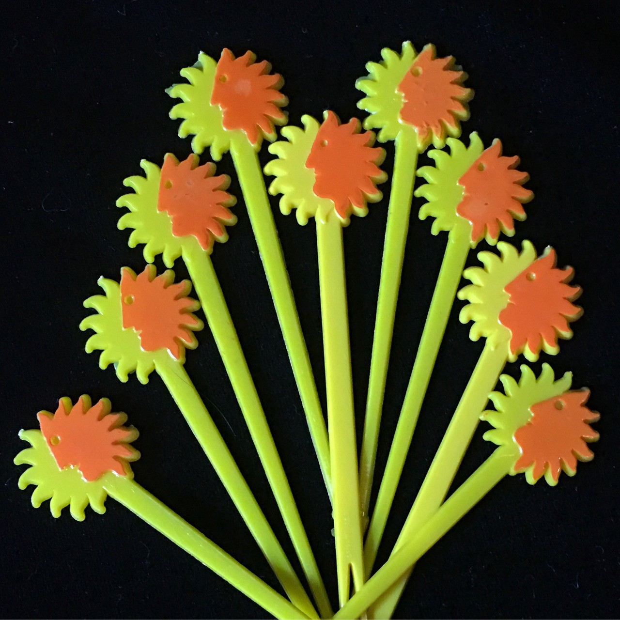 National Airlines Swizzle Sticks