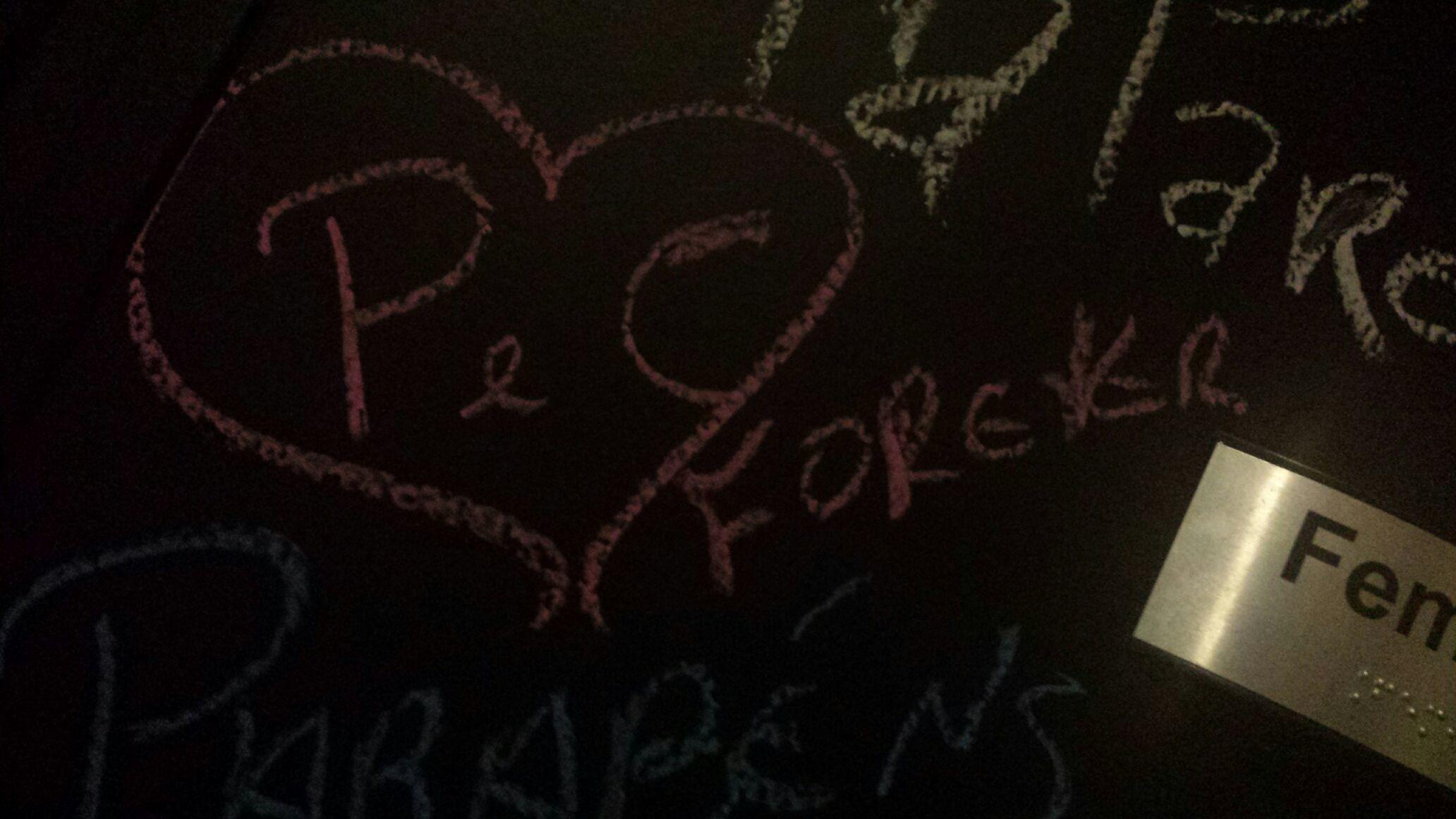 """Pam e cris. Forever"""" """" Essa foi para eternizar sz"""