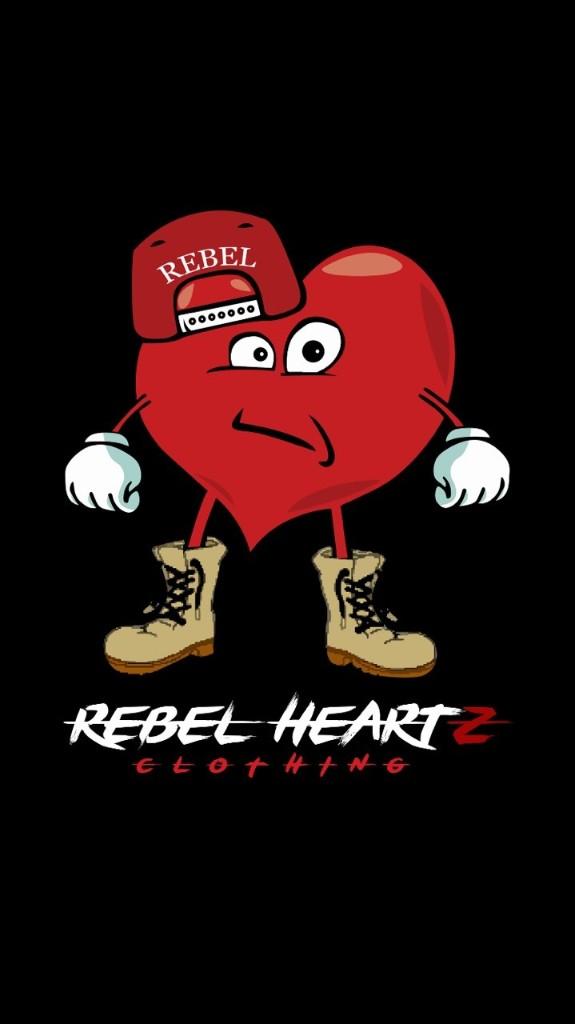 Rebel HeartZ - Magazine cover